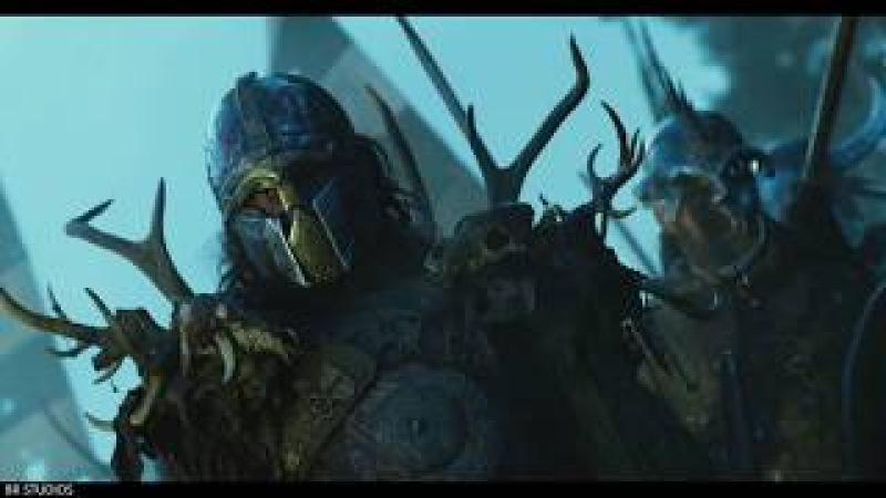 Transformers The Last Knight - Knights vs Saxons [1080p FHD]