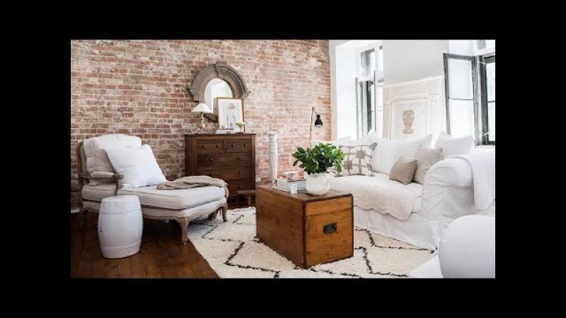 Interior Design –French Country Apartment Decor