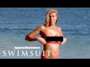 Samantha Hoopes Loses Her Bikini Top While Running In Nevis Outtakes Sports Illustrated Swimsuit
