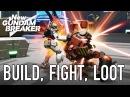 New Gundam Breaker PS4 Build Fight Loot