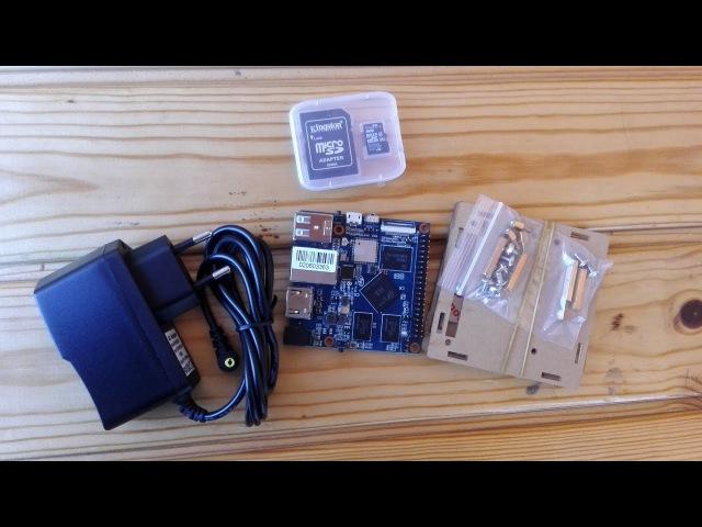 Микрокомпьютер Banana PI M2