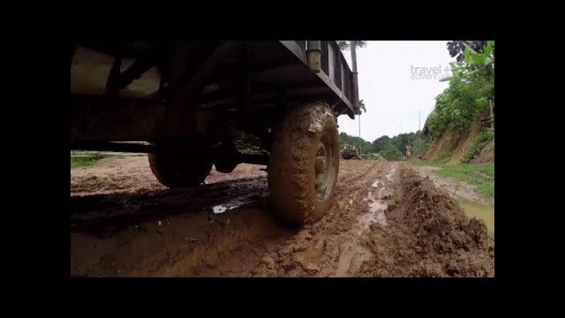 Вьетнам - Самые Страшные и Жуткие Дороги в Мире Самые опасные путешествия