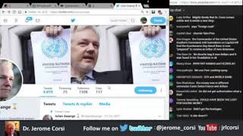 Feb 18 Sunday Dr Jerome Corsi DECODE Obama $1 7B to IRAN in cash TREASON INVESTIGATION EXPANDS