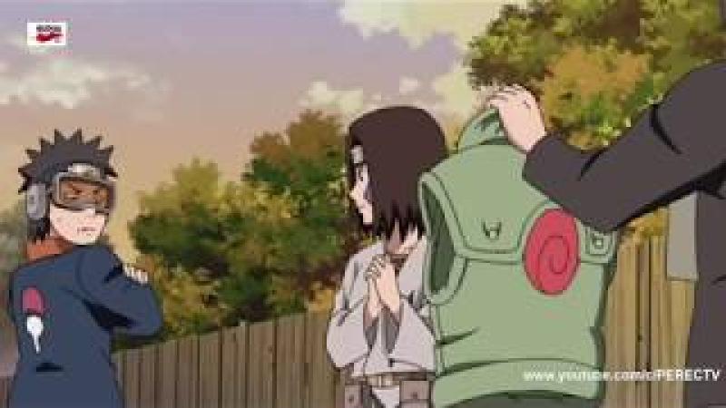 Обито Рин и Какаши [AMV] HD