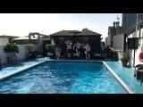 DEHYDRATED: Vlog #2 (Awake tour 2017 - UAE/Dubai)