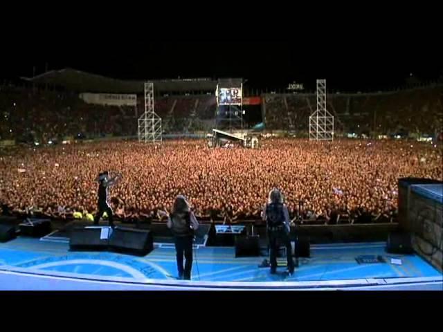 Iron Maiden - Flight 666 [The Concert]