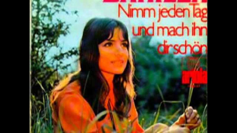 Daniela - Warum denn gleich auf's Ganze gehn 1969 г. Германия.
