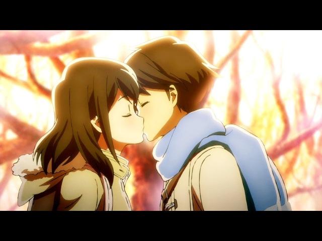 Kotarou x Akane AMV Enchanted The Moon is Beautiful Луна прекрасна