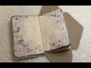 DIY (Moleskine) Postal Notebook/Greeting Card