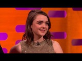 Instagram post by Maisie Williams Fan Account. • Jan 12, 2018 at 6:01pm UTC