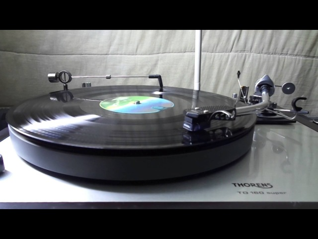 Dire Straits - Telegraph Road - Vinyl -Thorens TD 160 Super - AT440MLa