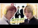 BTS Whisper Challenge but it's edited l bts on crack