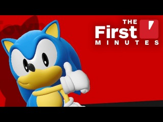 The First 14 Minutes of Sonic Forces
