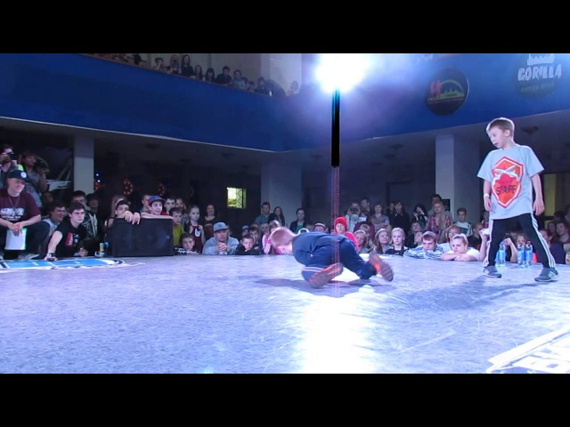 Final Baby: Леня VS Гром. Битва Стилей VII (Battle of styles VII) 2014