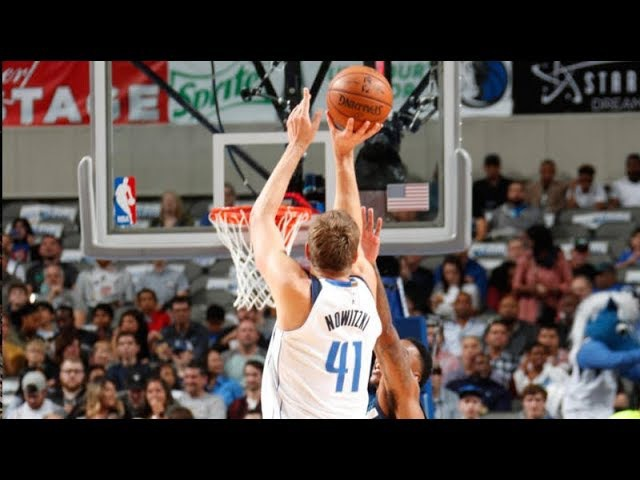 Minnesota Timberwolves vs Dallas Mavericks - Full Game Highlights | Nov 17, 2017 | NBA 2017-18