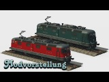 Transport Fever - SBB Re 66 Modvorstellung