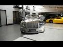 Rolls Royce Edinburgh Phantom Drophead Coupe