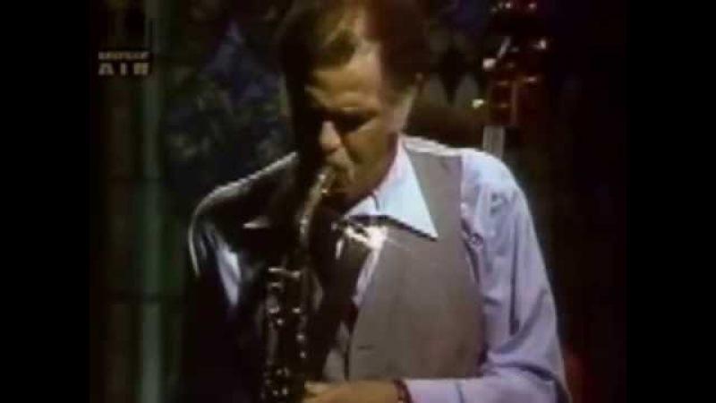 デクスター・ゴードン DEXTER GORDON 1979: Live MAINTENANCE SHOP Pt-1; Polka Dots and Moonbeams