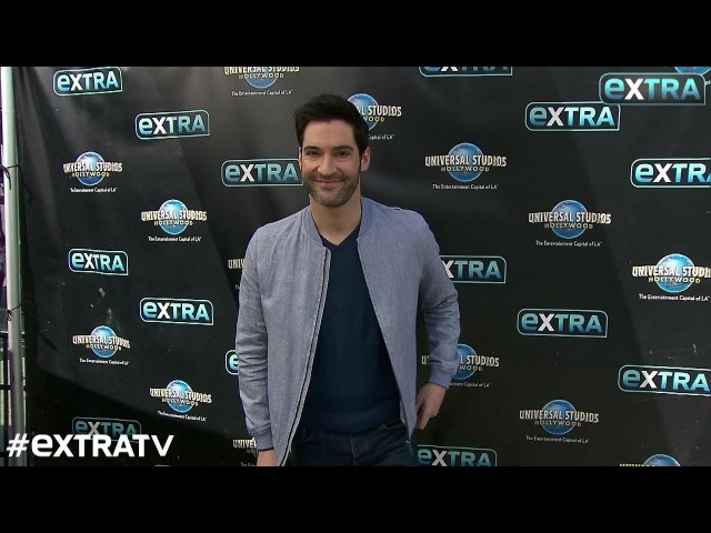 Handsome Devil Tom Ellis Dishes on 'Lucifer'