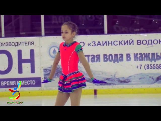 Дарья Долгова (Заинск) 1 юн рд