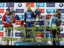 1 этап кубка мира по биатлону (Швеция). Индивидуальная гонка. Женщины