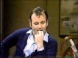 Letterman - First NBC Episode - Bill Murray (1982)