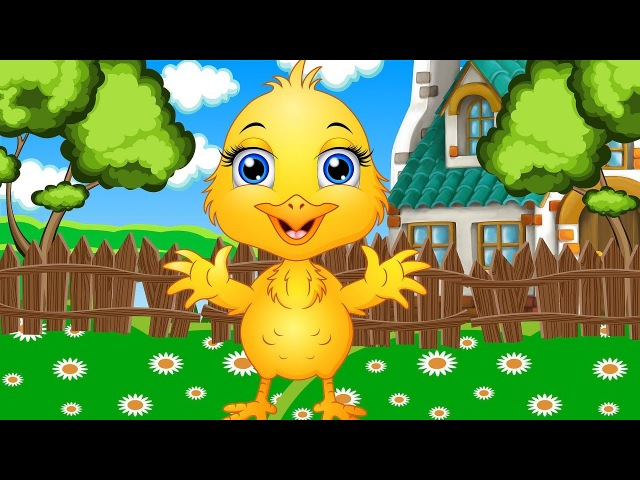 Цыплёнок ПИ - Весёлый Мультик