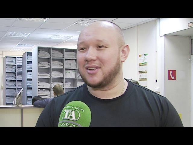 Илья Деев: «В отпуске парни следили за здоровьем»
