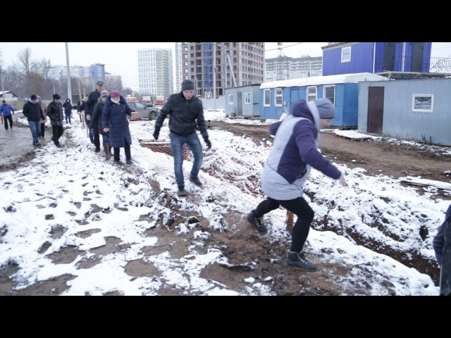 UTV Зима решила проблему с которой несколько лет не может справиться городская А