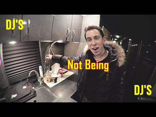 When Djs Not DJing....