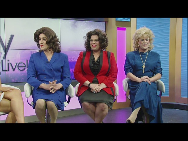 'Re-Designing Women' cast on Valley View Live!
