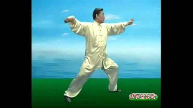 Чэнь Сяован. Лаодя илу. Тайцзицюань стиля Чэнь первая дорога 74 формы (мягкая). 国拳堂收藏 陈小旺先生老架一路(教学篇)