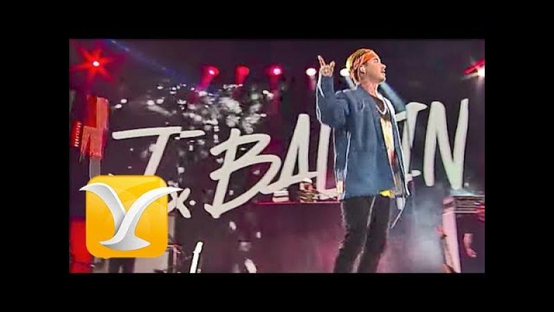 J Balvin Lean On Festival de Viña del Mar 2017 HD 1080p