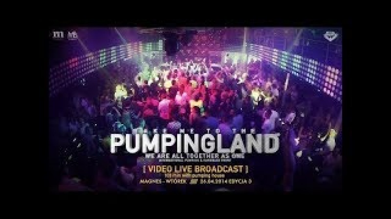 🎬 Video Live - Magnes - Pumpingland 3 [Klubbheads | Gari Seleckt | Cheeze | Crouzer]