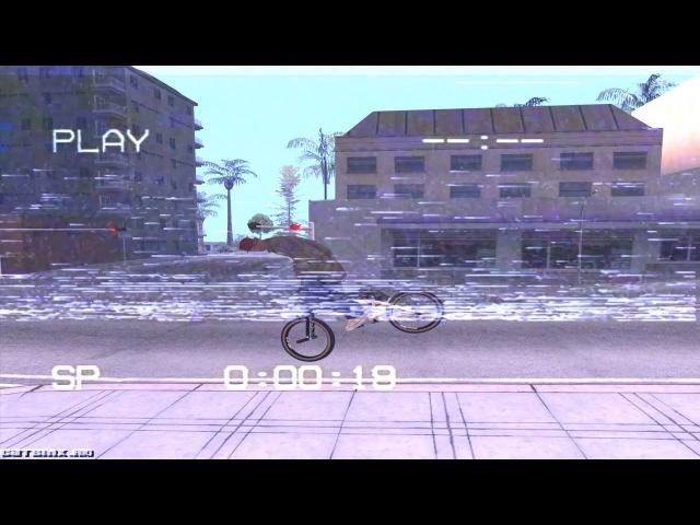 BMX_BSD VHS CATBMX