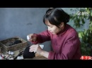 How to make Chinese Traditional Cloth Shoes Engsub Li Ziqi 李子柒