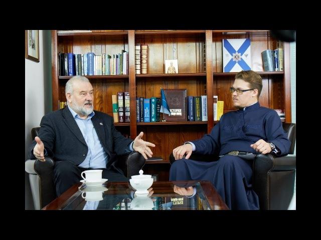 Умная беседа, № 13: Анатолий Степанов о столетии революции и екатеринбургской трагедии