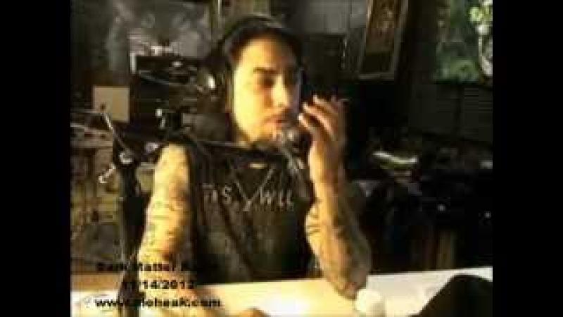 Dark Matter w/ Dave Navarro - Carmen Electra phone call