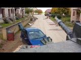 Challenger 2 Tank vs Fiat Punto