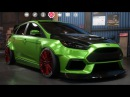 Need For Speed Payback - Ford Focus RS - Customize Tuning Car PC HD 1080p60FPS