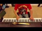 Шаланды, полные кефали Марк Бернес Леонид Утёсов потрясающее исполнение пианино кавер