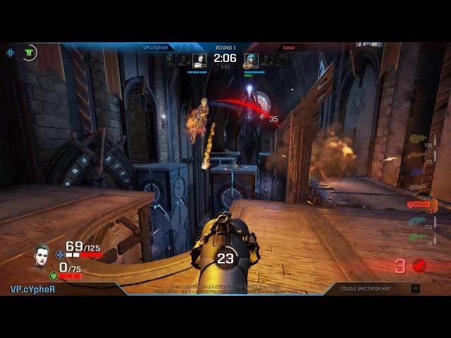 Base vs. Cypher, WB final (OK Challenge 1x1)