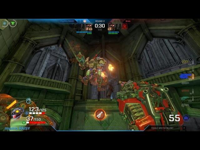 Raisy vs. Xron, LB final, 125 FPS QC Sunday 105