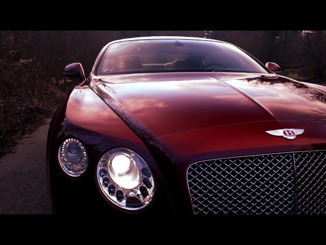 ' 2016 Bentley Continental GT V8 ' Test Drive Review - TheGetawayer