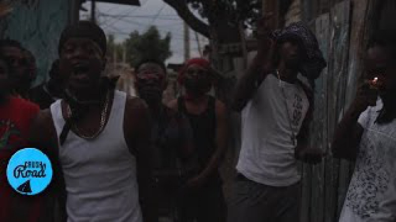 Teflon Ft Popcaan - Cant Kill Mi Friend [Official Music Video]