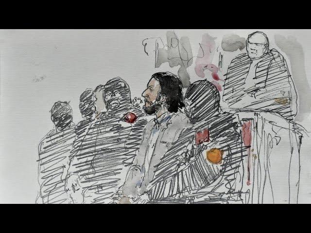 Vingt ans de prison requis à Bruxelles contre Salah Abdeslam et son complice