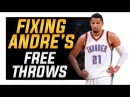 Andre Roberson: How to Make More Basketball Free Throws