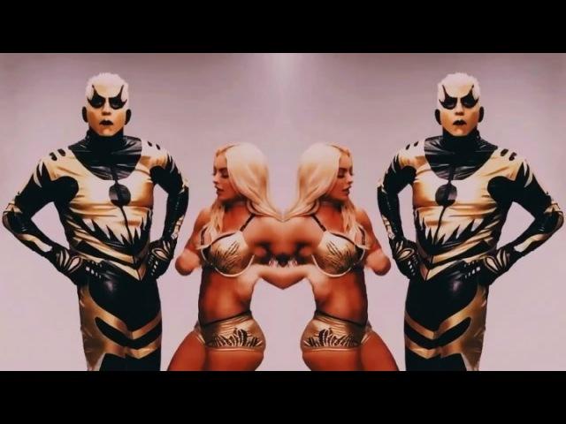 "Leigh 👑 on Instagram yay a Team Rose Gold edit 👏🏼 @mandysacs @goldust teamrosegold wwemmc wwe raw smackdown goldust mandyrose"""