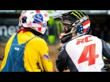 Ronnie Mac VS Ricky Carmichael  SUNDAY 2 Stroke Showdown  2017 Monster Energy AUS-X Open Sydney
