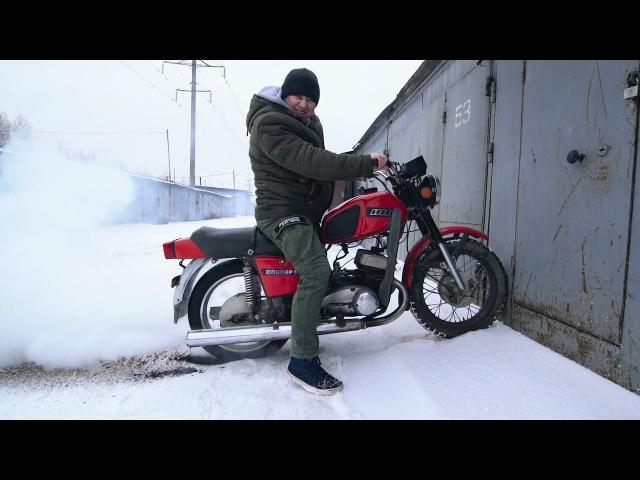 ИЖ Юпитер 5 Мотоцикл нашей молодости